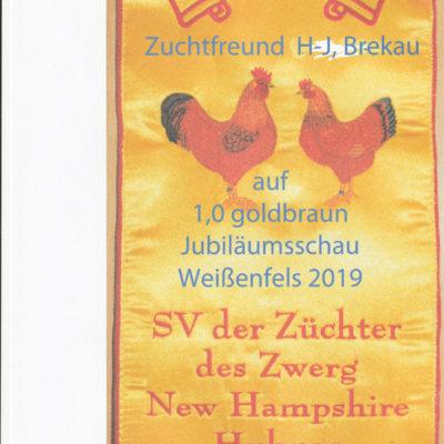 auf 1,0  hv 96 EBand Hans-Joachim Brekau